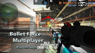 Bullet Force Multiplayer - Gameplay Video
