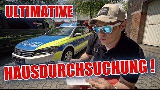 Polizei Hamburg vermisst Funkgeräte 🚓 - HAUSDURCHSUCHUNG | ItsMarvin