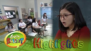 Funny scenes in the class while taking an exam    Goin' Bulilit