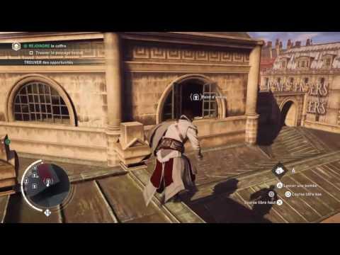 Assassin's Creed Syndicate:Trouver le passage secret de la banque