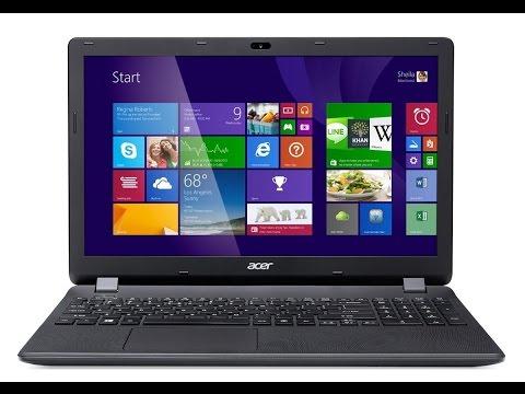 Замена матрицы в ноутбуке Acer Aspire ES1512. Часть 1