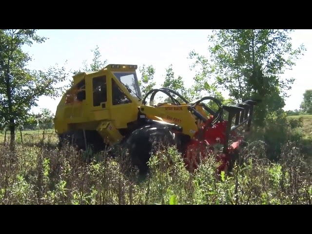 Land Clearing - Mobility | Geo-Boy