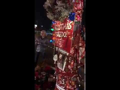 Toledo Christmas Weed.Christmas Weed Toledo Ohio Youtube