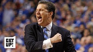 'Why are you mad?' - John Calipari to critics of lifetime contract with Kentucky | Get Up!