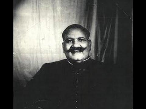 Ustad Bade Gulam Ali Khan vocal & Ustad Sabri Khan sarangi - Raga Malkauns