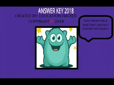 HOW TO HACK PRODIGY (EASY AND OFFICIAL) 2018