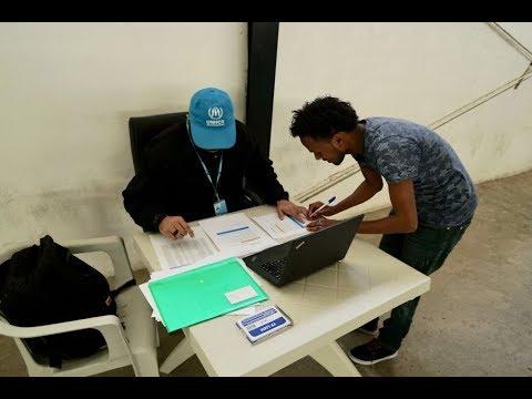 الأمم المتحدة تجلي 325 مهاجرا من طرابلس  - 08:55-2019 / 4 / 25