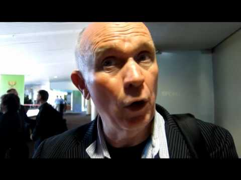Don Brown on Climate Denial at COP 17 Climate Summit, Durban, South Africa