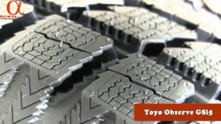 Обзор зимних шин Toyo Observe GSi5