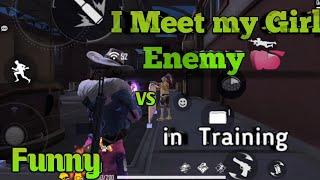 I Meet Girl in Training