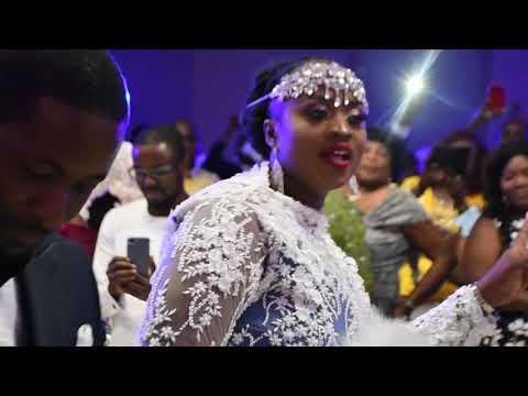 KOKOROKOO - Ghana In Toronto - Victress & Emmanuel's Wedding Party