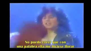 Niagara - I Will Be There (Sub español - castellano) + Lyrics below (1988) By #AmayaDarkness