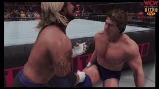 Rowdy Roddy Piper vs. DDP | WCW Monday Nitro: WWE2K19 Classic Fantasy Match