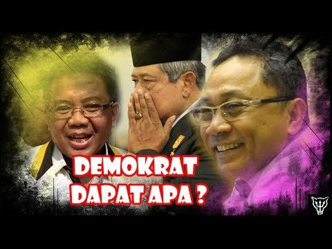 1T Untuk PKS-PAN, Demokrat Dapat Apa?