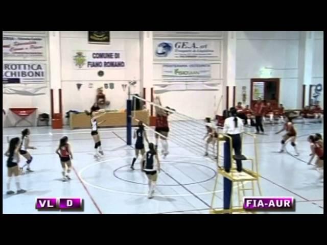 Fiano Romano vs Aurelio - 3° Set