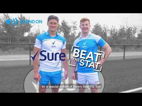 Sure GAA 'Beat the Stat' – Ciarán Kilkenny & Lee Chin