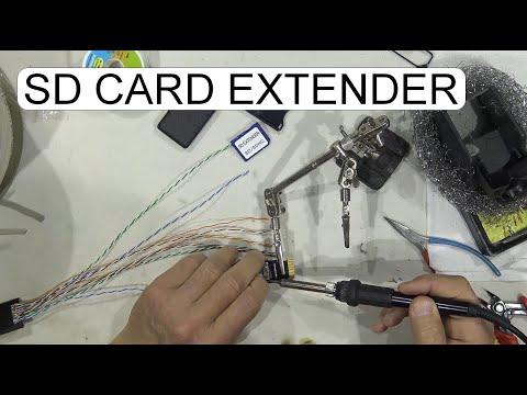 FIX SD CARD EXTENDER