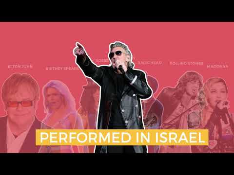 Take Action: Tell Roger Waters - Leave Israel Alone!