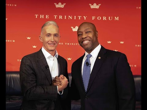 Evening Conversation with Senator Tim Scott and Congressman Trey Gowdy
