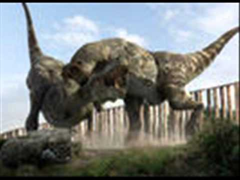 dinosaur fight tribute wmv youtube