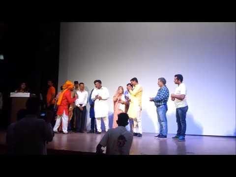 Dhanpraya Awarded IN HIFF