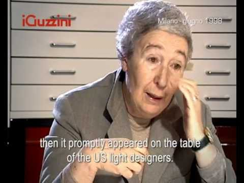 Gae Aulenti talks about 'Cestello' - iGuzzini