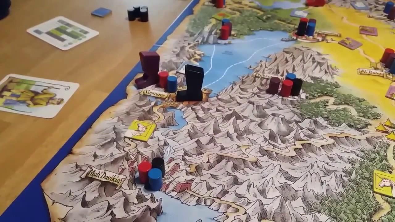 Spiel Elfenland