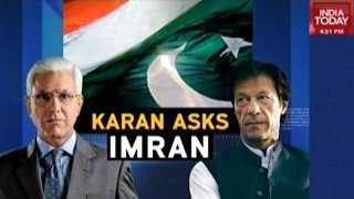 Imran Khan's Exclusive Interview With Karan Thapar