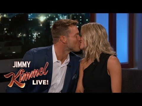 Valerie Knight - WATCH: Colton & Cassie Reveal ALL On Jimmy Kimmel Live