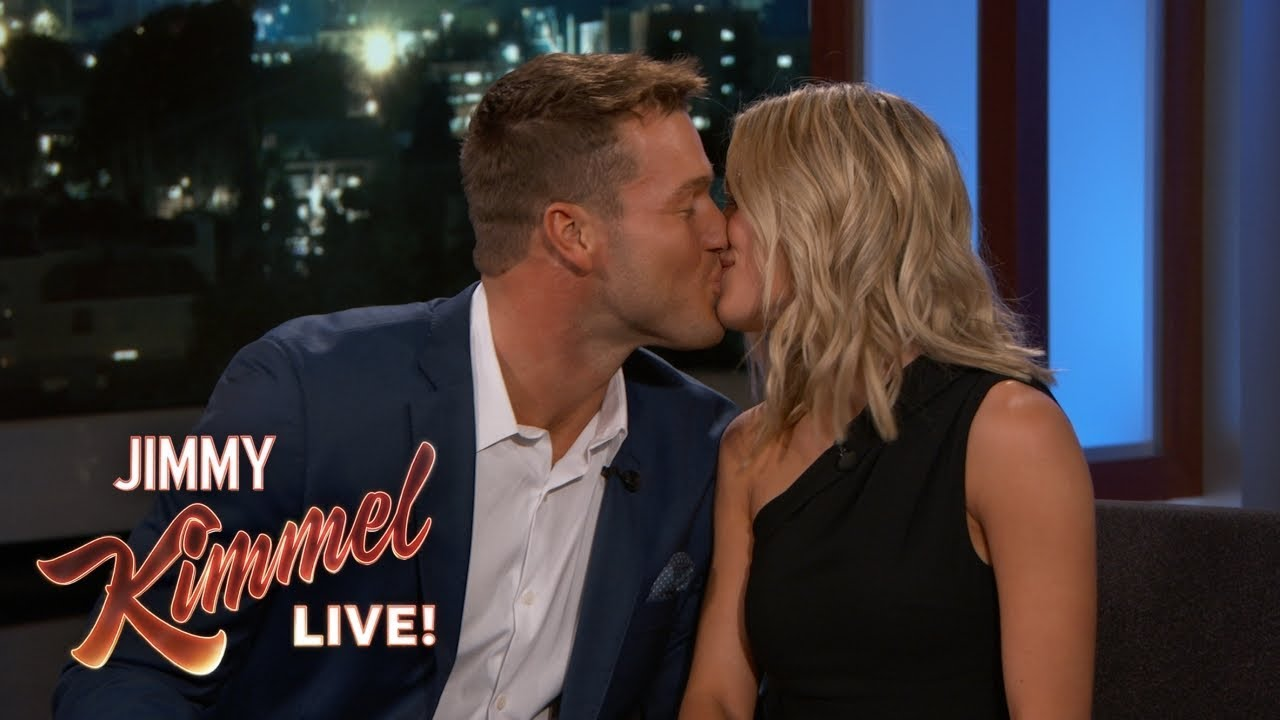 The Bachelor Colton Underwood & Cassie REVEAL ALL image