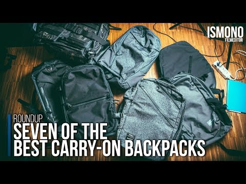 7-of-the-best-carry-on-backpacks