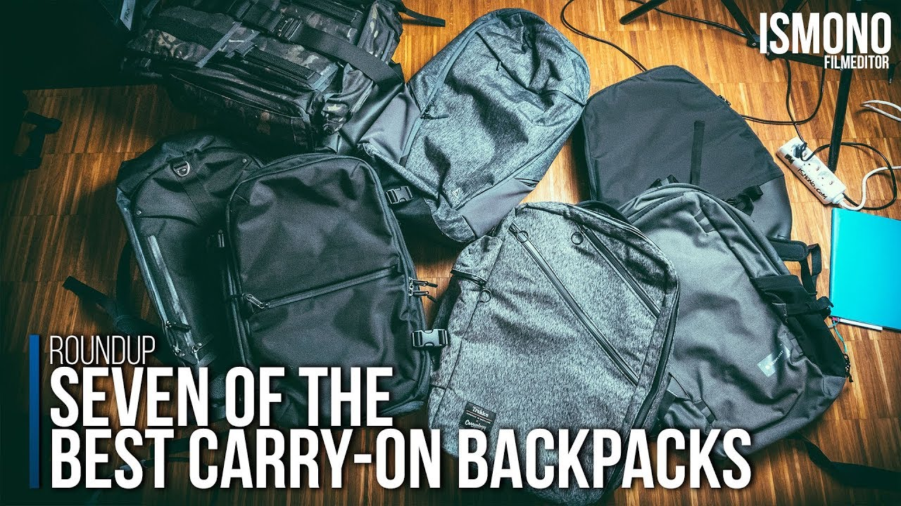 7 of the Best Carry-On Backpacks - YouTube abe0212c07f1b
