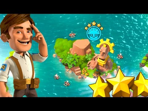 Boom Beach MAXED Level 5 Tribe! Best Tribe to Upgrade Tutorial! (Gameplay)