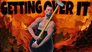 Getting Over It - This Man Will Make You Lose Your Mind! - Getting Over It With Bennett Foddy