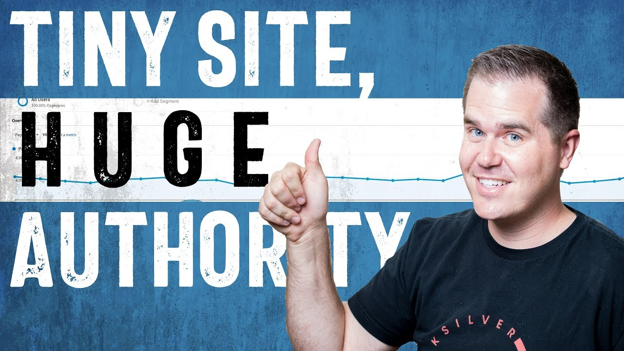 How to Make a Tiny Site Appear Authoritative