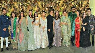 Kareena Kapoor And Ranbir Kapoor Brother Armaan Jain Wedding Reception Full Celebration Video