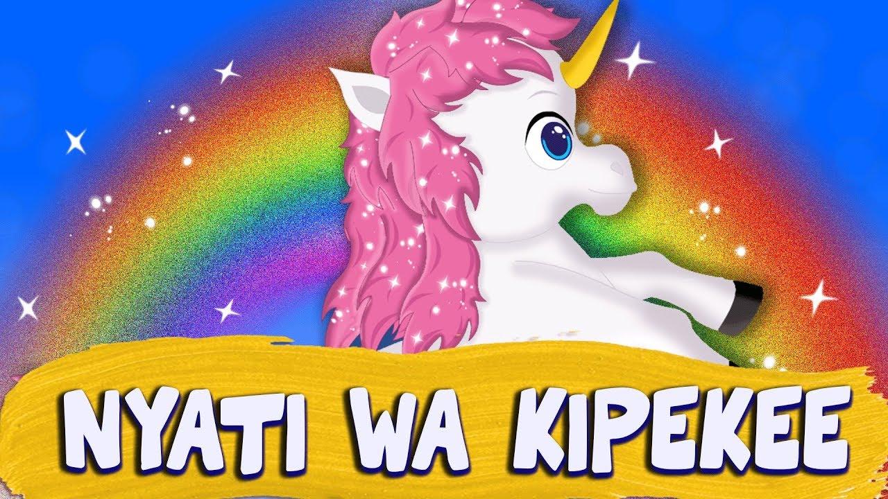 Download Nyati wa Kipekee | The Unique Unicorn | Swahili Fairy Tales | Hadithi za Kiswahili Mpya