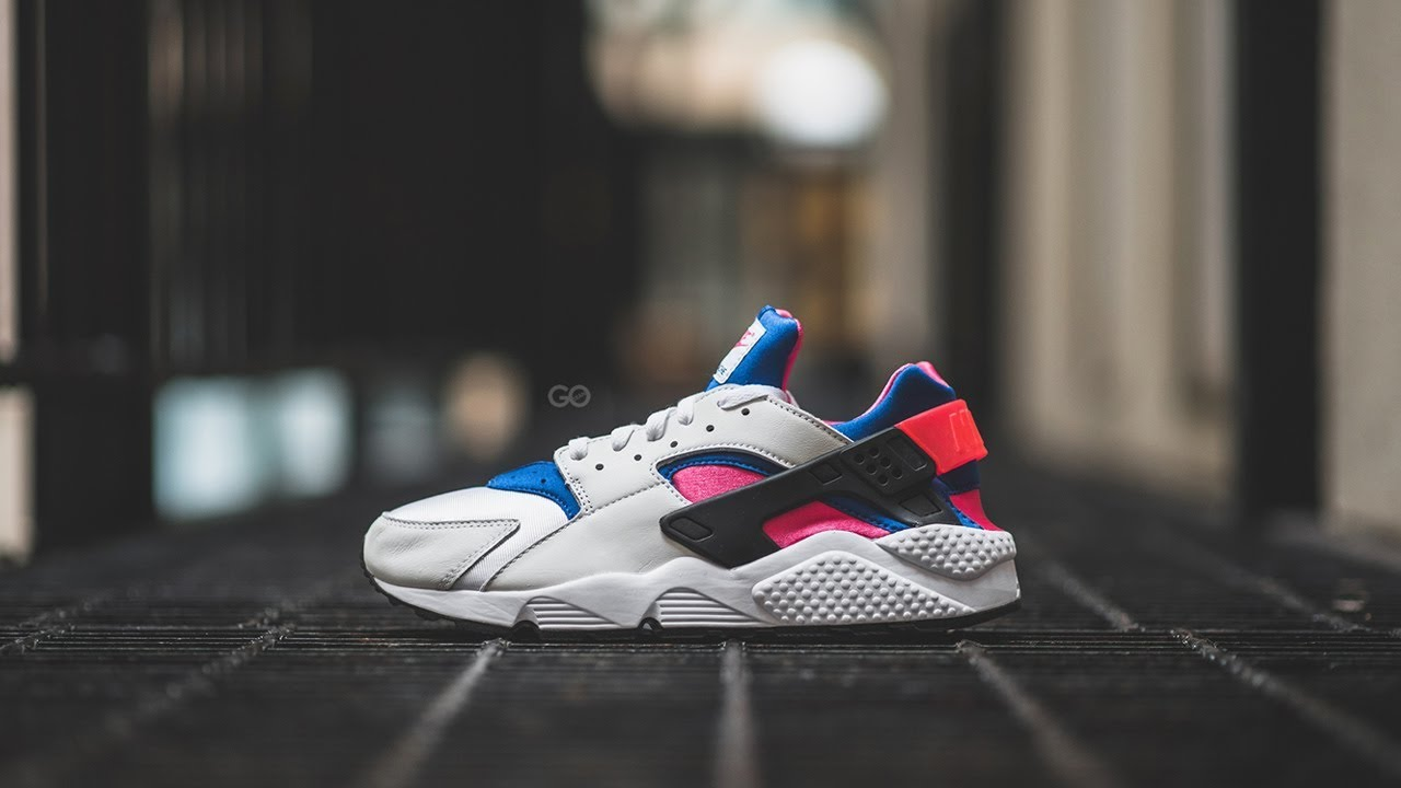 pretty nice 5cc58 6a91d Review & On-Feet: Nike Air Huarache Run '91 QS