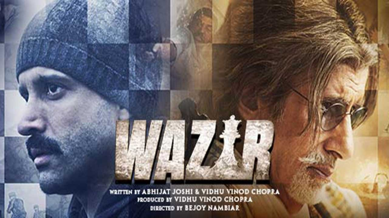Image result for wazir movie