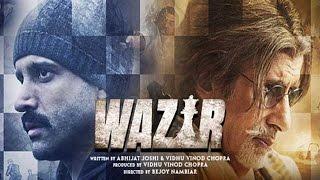 Wazir Movie Public Review : Farhan Akhtar - Amitabh Bachchan impresses , story fails