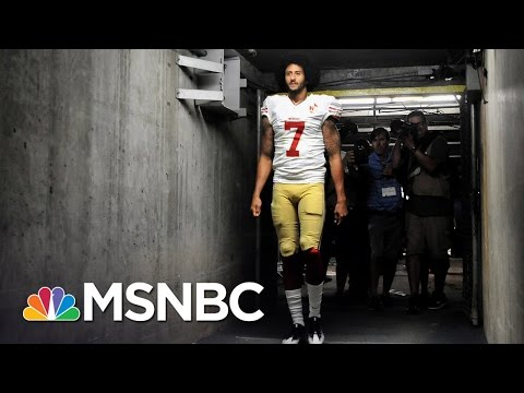 Veterans Stand Behind Colin Kaepernick's National Anthem Protest   MSNBC