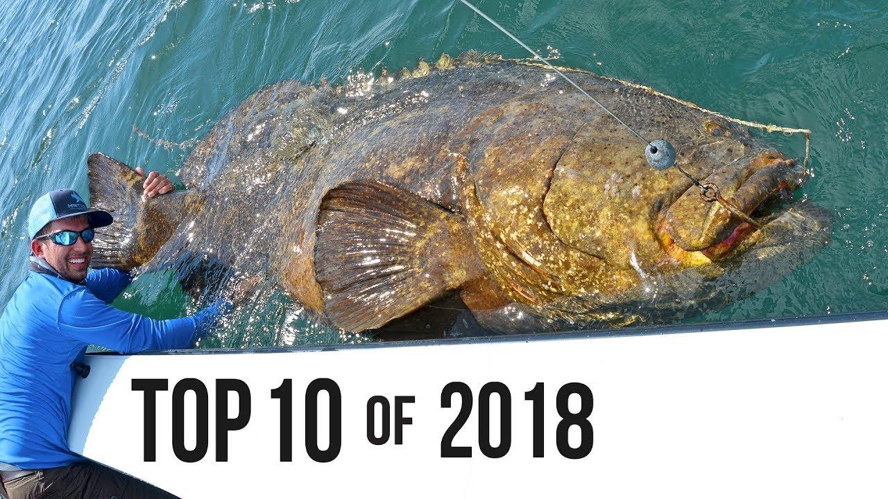 TOP 10 на най-яките моменти по време на риболов от 2018 година!