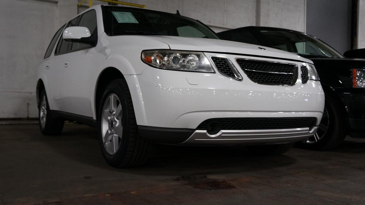 Saab saab 97x : 2009 Saab 9 7X 5.3i V8 All Wheel Drive - YouTube