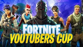 Fortnite Youtube Cup Qualification Live - Custom Code - king