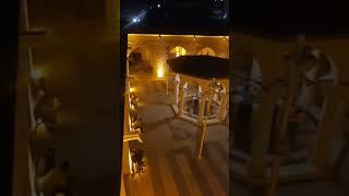 نقل وقائع تهليلات وداع رمضان من جامع الكبير في مدينة الباب