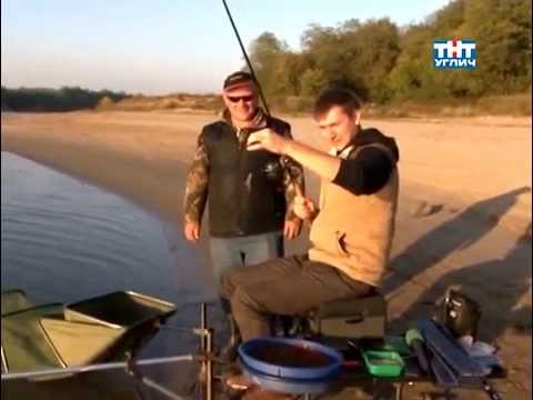 Мастер-класс по спортивной ловле рыбы на фидер в Угличе