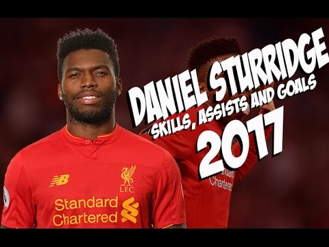Daniel Sturridge - Skills and Goals - Liverpool - 2016/2017