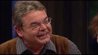 """Freunde in der Mäulesmühle mit """"Herbert und Schnipsi"""" und Heinrich Del Core"""