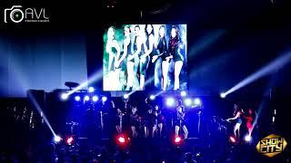 Tu Falta De Querer - Son Tentacion - Show City  Barranco Arena 2018