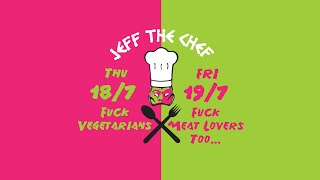 JEFF THE CHEF @ DaDa Da Academy Restaurant